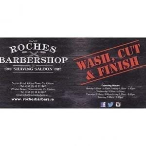 Voucher for Roches Barbers